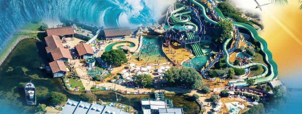 Plan Parc Aquatique Oceanile Noirmoutier