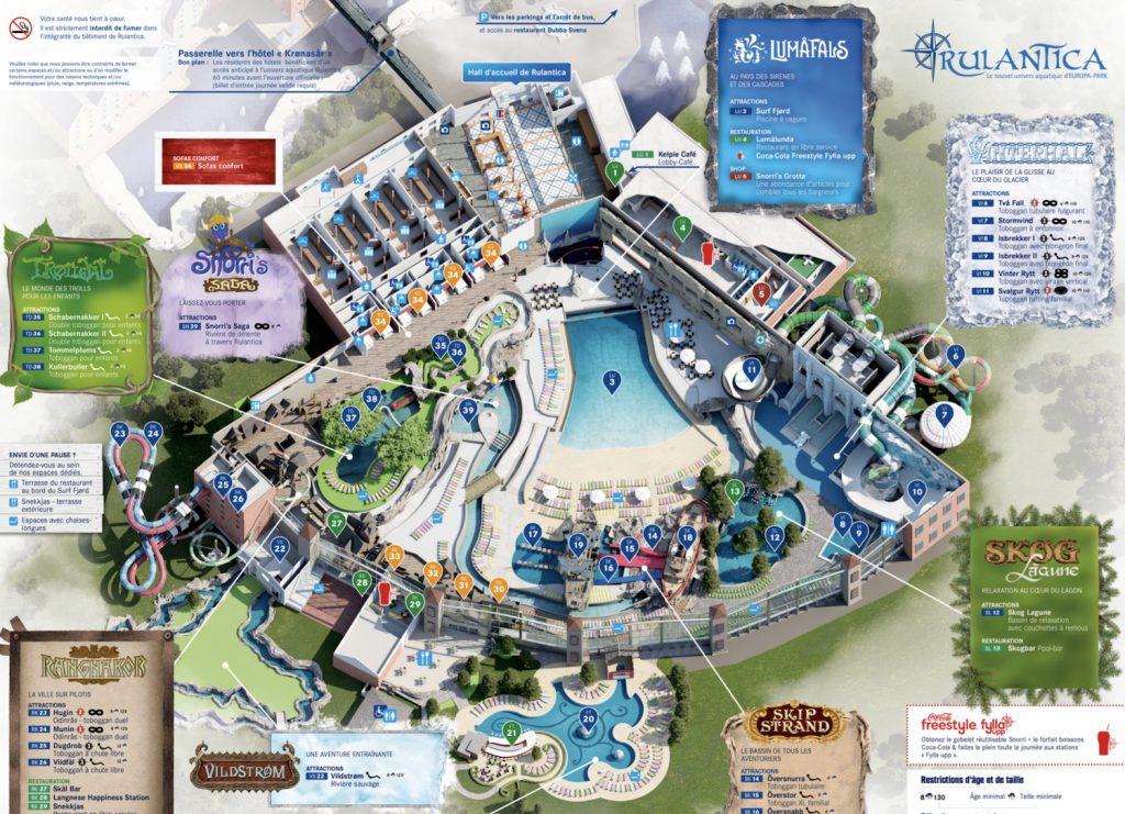 Plan Rulantica Europa-Park